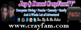 Jay & Danni CrayFam TV