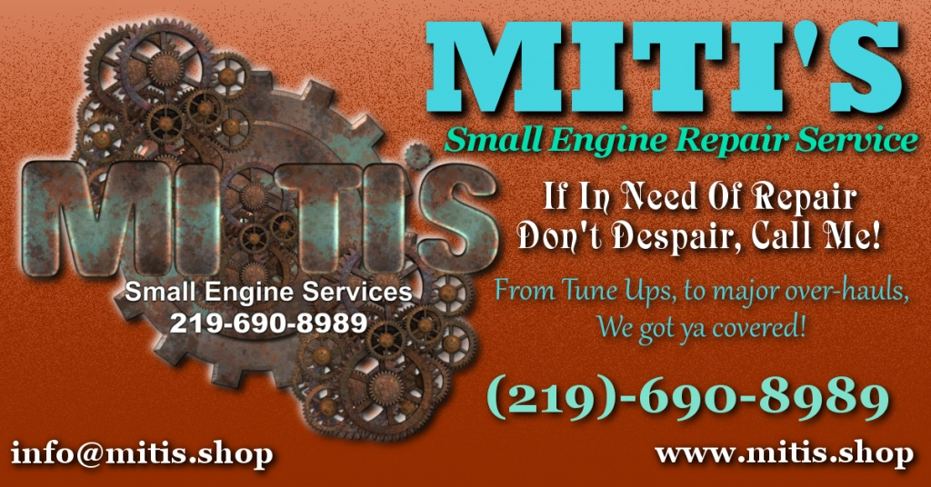 MiTi's Small Engine Repair Service